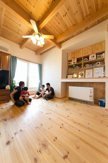 岐阜県土岐市 (有)水野建築の家