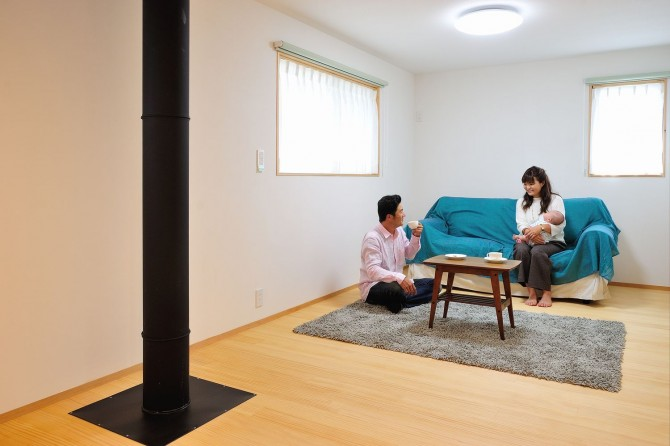新潟県上越市(株) アスカ創建の家