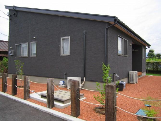 a9甲府の平屋