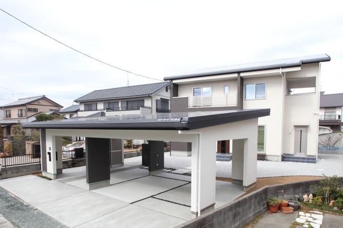 静岡県浜松市 (株)サンコーホームの家