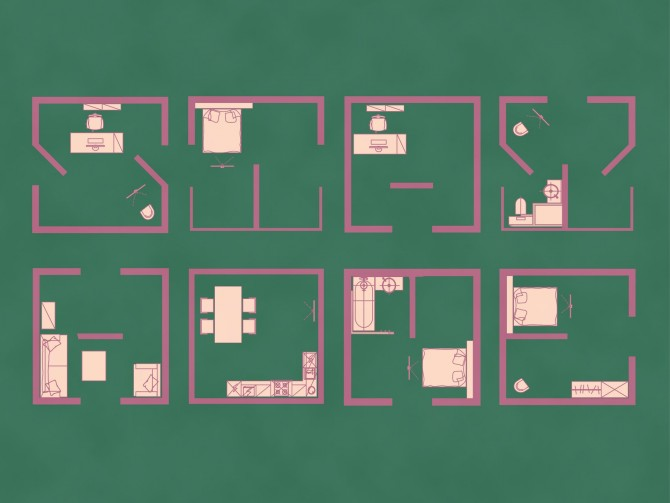 layout-house-1
