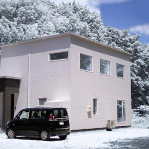 厳寒の北海道でエア断の家に宿泊