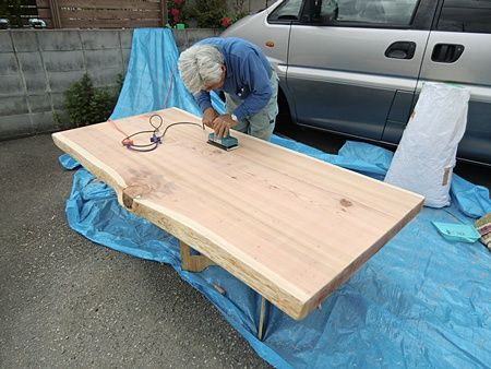 A38-大テーブルの家