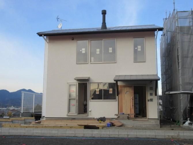 静岡市の家