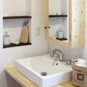 パウダールーム 洗面・脱衣所