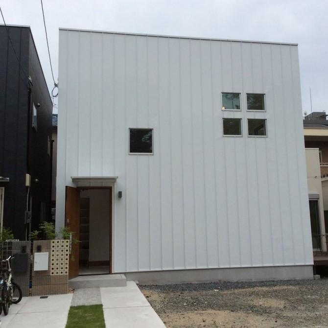 大阪府吹田市の家