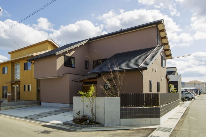 香川県高松市 東海工業(株)の家