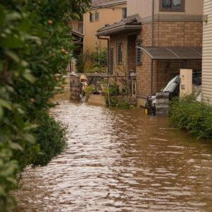 床下浸水被害に見舞われた方へ大切なお知らせ