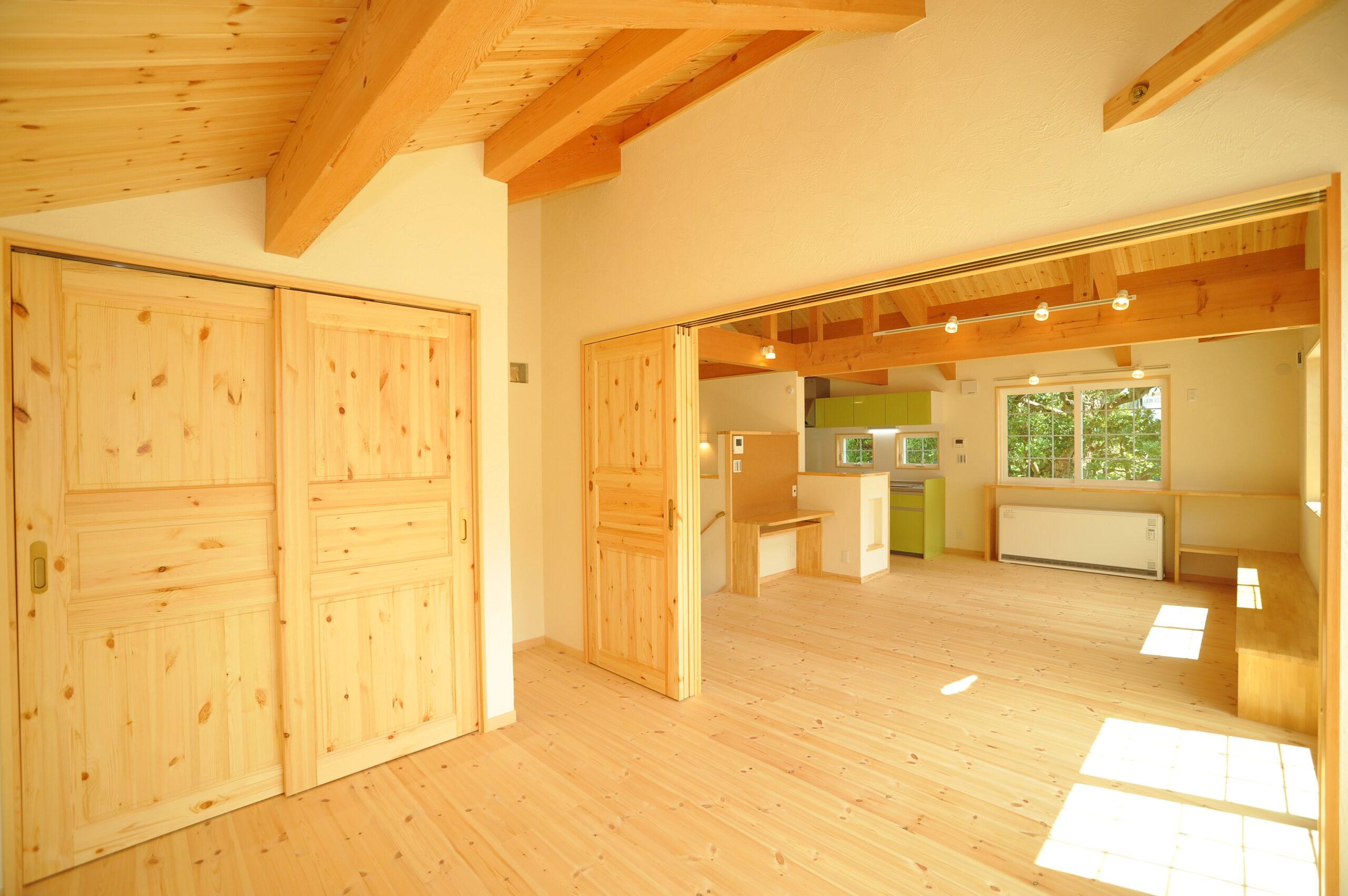 木造住宅の効用