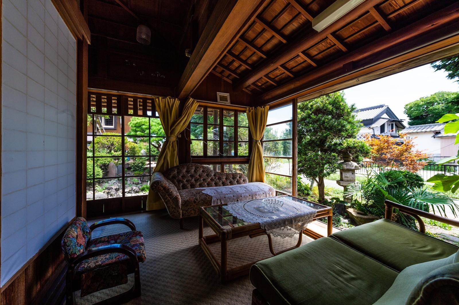 日本人の家